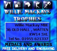 Caithness 7s Sponsored by Willie Mackay Trophies
